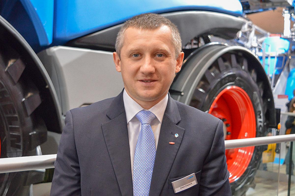 Артем Калашнік, генеральний директор «ЛЕМКЕН-Україна»